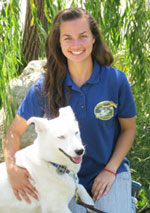 Dog Trainer Stephanie Webster, Topanga CA
